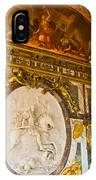Entryway To The Hall Of Mirrors IPhone Case