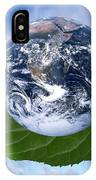 Environmental Issues, Conceptual Artwork IPhone Case