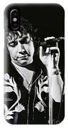 Eric Burdon In Concert-2 IPhone Case