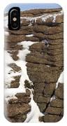 Eroded Granite IPhone Case
