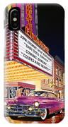Esquire Theater IPhone Case
