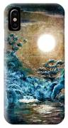 Eternal Buddha Meditation IPhone Case