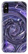Eternal Depth Of Abstract Fx  IPhone Case