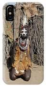 Ethiopia-south Tribesman No.2 IPhone Case