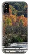 Even Swamps Have Beauty IPhone Case