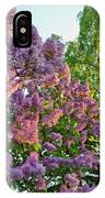 Evening Lilac IPhone Case