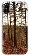 Evening Sun Rays IPhone Case