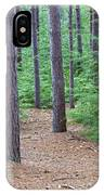 Evergreen Forest IPhone Case