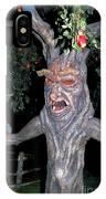 Evil Tree In Oz IPhone Case