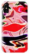 Evolve Abstract Painting IPhone Case