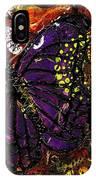Exotic Butterflies II IPhone Case