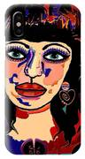 Exotic Woman IPhone Case