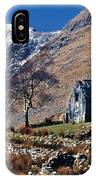 Exterior Of Rustic Home IPhone Case