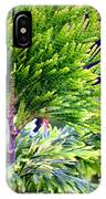 Extreme Shades Of Green IPhone Case