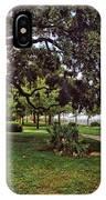 Fairhope Lower Park 5 IPhone Case