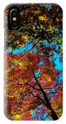 Fall Arrives ... IPhone Case