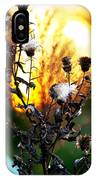 Fall Blooms IPhone Case