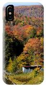 Fall Color West Virginia IPhone Case