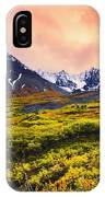 Fall Colours And Auriol Range IPhone Case