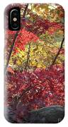 Fall Comes To New England IPhone Case