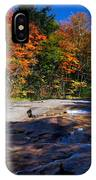 Fall Falls IPhone Case