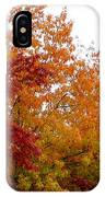 Fall Filled Sky IPhone Case