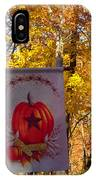 Fall Flag 1 IPhone Case