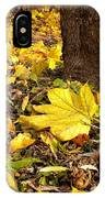 Fall Floor IPhone Case