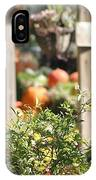 Fall Garden IPhone Case