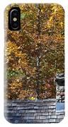 Fall House In Carolina IPhone Case