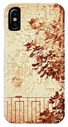 Fall II IPhone Case