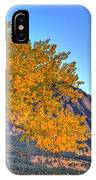 Fall In The Flatirons IPhone Case