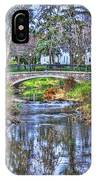 Fall In The Park IPhone Case