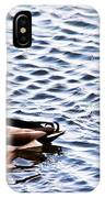Fall Millards Swiming IPhone Case