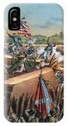 Fall Of Petersburg, 1865 IPhone Case