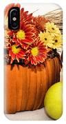 Fall Pleasures IPhone Case