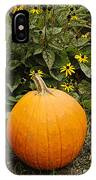 Fall Pumpkin IPhone Case