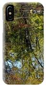 Fall Sand Bar Reflections IPhone Case