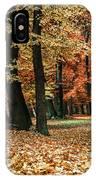 Fall Scenery IPhone Case