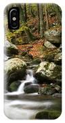 Fall Stream IPhone Case
