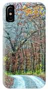 Fall Trees IPhone Case