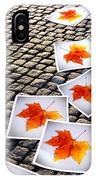 Fallen Autumn  Prints IPhone Case