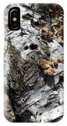 Fallen Birch IPhone Case