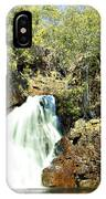 Falling Waters V2 IPhone Case