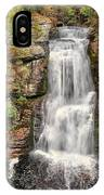Falls At Bushkill IPhone Case