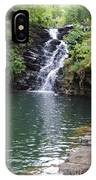 Falls Into The Pond IPhone Case