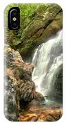 Falls Through The Rocks IPhone Case