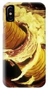 False-col Sem Of Surface Of Human Skin IPhone Case