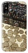 Fancy Treasure Chest  IPhone Case
