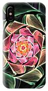 Fantasy Floral Expression 111311 IPhone Case